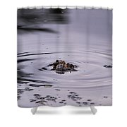 Relax My Love Shower Curtain