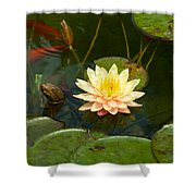 Cedar Park Texas Relaxing View  Shower Curtain