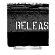 Release Two Shower Curtain