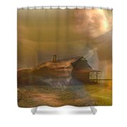 Remember Shower Curtain