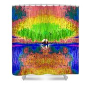 Rememberances Of The Perfect Day Shower Curtain