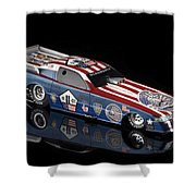 Remembering 9 11 Shower Curtain