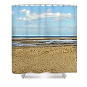 Remembering D Day Shower Curtain