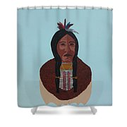 Remembering Shower Curtain