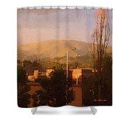 Renaissance Santa Fe Shower Curtain