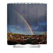 Renewed Hope Shower Curtain by Nancy Pauling