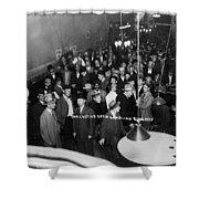 Reno Casino, 1910 Shower Curtain