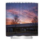 Renzo Piano Pavilion Shower Curtain