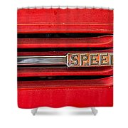 Reo Speedwagon Grill Shower Curtain