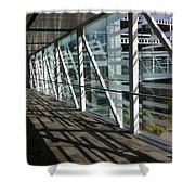 Repeat Patterns Shower Curtain
