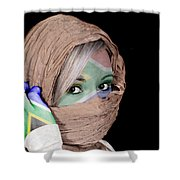 Republic Of South Africa Shower Curtain