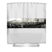 Republican March Shower Curtain