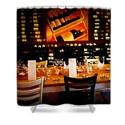Reservations Shower Curtain