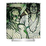 Respect Your Heritage Shower Curtain