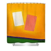 Return Of Lost Parts Shower Curtain