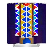 Return Of The Native Shower Curtain
