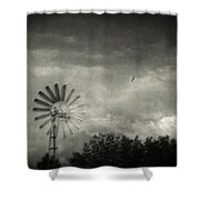 Return Shower Curtain
