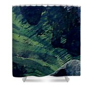 Return To Forever Shower Curtain