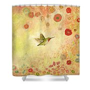 Returning To Fairyland Shower Curtain