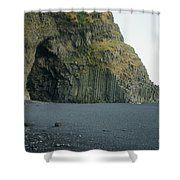Reynisfjara Beach - Iceland Shower Curtain