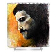 Rhapsody - Freddie Mercury Shower Curtain