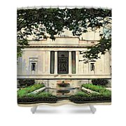 Rhodin Garden View Shower Curtain