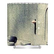 Ribbon Selector Shower Curtain