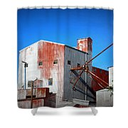 Rice Mill IIi Shower Curtain