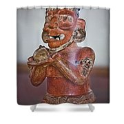 Rich Array Of Offerings Shower Curtain