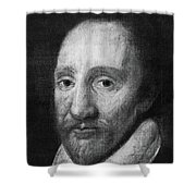 Richard Burbage (c1567-1619) Shower Curtain