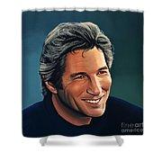 Richard Gere Shower Curtain