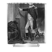 Richard Montgomery Shower Curtain