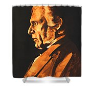 Richard Wagner Shower Curtain