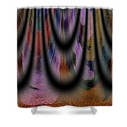 Richeness Of Curtains Shower Curtain