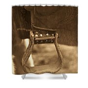 Ride On Shower Curtain