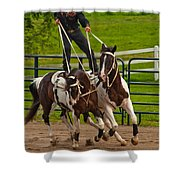 Ride Them Cowboy Shower Curtain