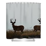 Ridge View Shower Curtain
