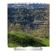 Ridge View Shower Curtain