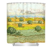 Ridge Vista Shower Curtain