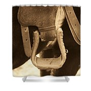 Riding The Range Shower Curtain