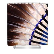 Rigalia Shower Curtain