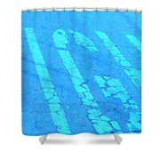 Right Shower Curtain