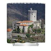 Rihemberk Castle Shower Curtain