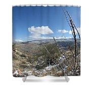 Rincon Valley Shower Curtain