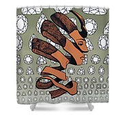 Rind Beauty Shower Curtain