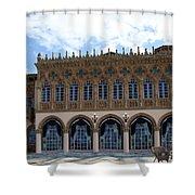 Ringling House Sarasota Shower Curtain