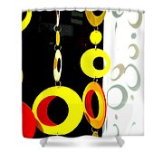 Ringo Shower Curtain