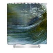 Rio Caldera Flow 2 Shower Curtain