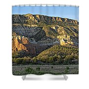 Rio Chama Valley Shower Curtain