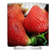 Ripe And Juicy Shower Curtain